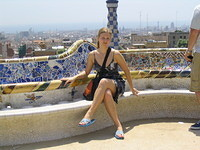23 Me in Parc Guell