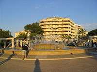 47 Fontaine in Salou
